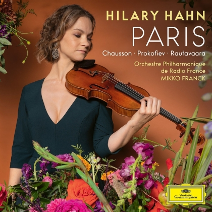Hilary Hahn & Mikko Franck - Paris (2 LPs)