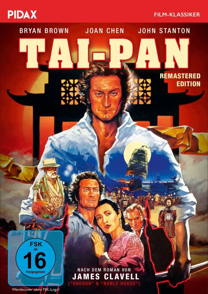 Tai-Pan (1986) (Pidax Film-Klassiker, Remastered Edition)