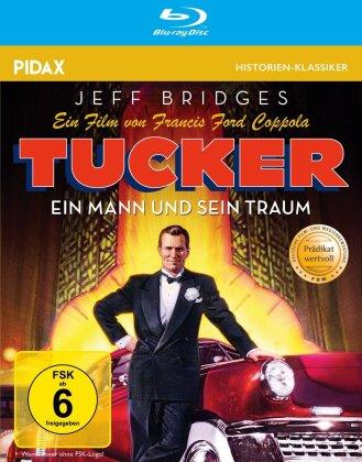 Tucker - Ein Mann und sein Traum (1988) (Pidax Historien-Klassiker)