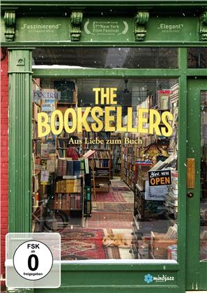 The Booksellers - Aus Liebe zum Buch (2019)