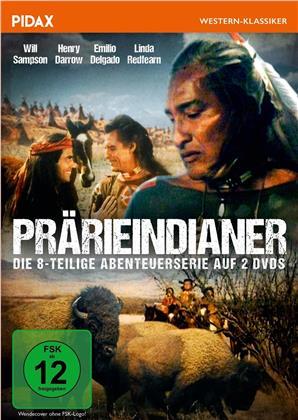 Prärieindianer - Die komplette 8-teilige Abenteuerserie (Pidax Western-Klassiker, 2 DVDs)