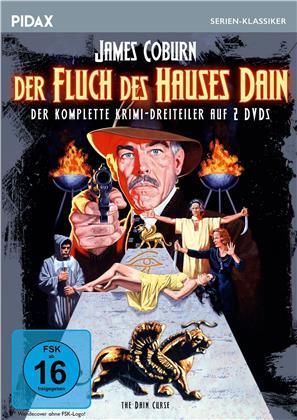 Der Fluch des Hauses Dain - Der komplette Krimi-Dreiteiler (1978) (Pidax Serien-Klassiker, 2 DVDs)