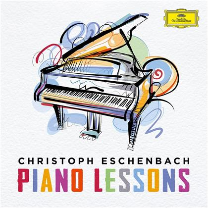Christoph Eschenbach - Piano Lessons (Limited Edition, 16 CDs)