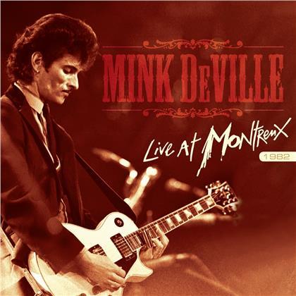 Mink Deville - Live At Montreux 1982 (2021 Reissue, Earmusic Classics, CD + DVD)