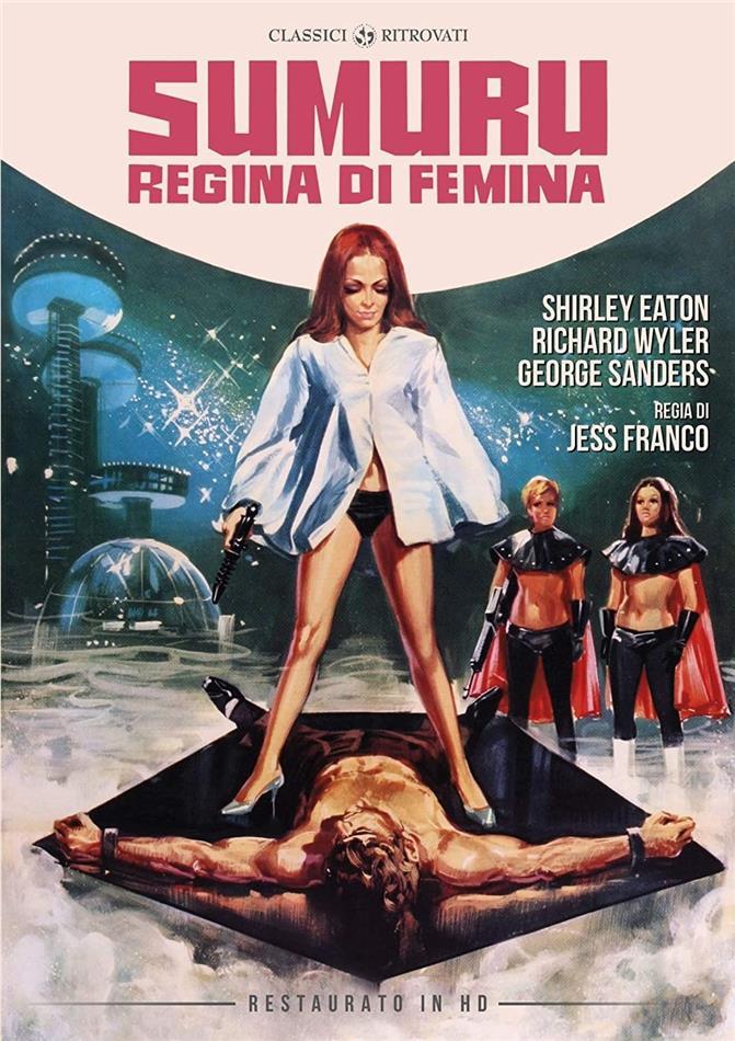 Sumuru regina di Femina (1969) (Classici Ritrovati, restaurato in HD, Neuauflage)