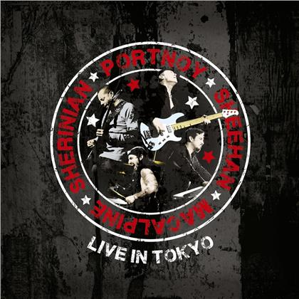 Mike Portnoy, Billy Sheehan, Tony Macalpine & Derek Sherinian - Live In Tokyo (2021 Reissue, Earmusic Classics, CD + Blu-ray)