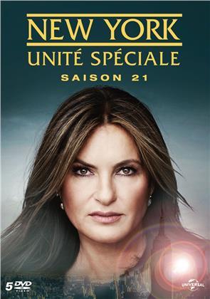 New York Unité Spéciale - Saison 21 (5 DVDs)