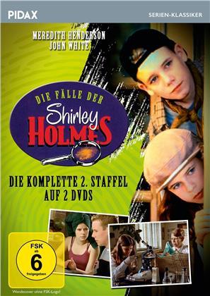 Die Fälle der Shirley Holmes - Staffel 2 (Pidax Serien-Klassiker, 2 DVDs)