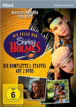 Die Fälle der Shirley Holmes - Staffel 1 (Pidax Serien-Klassiker, 2 DVDs)