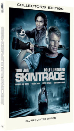 Skin Trade (2014) (Hartbox, Limited Collector's Edition)