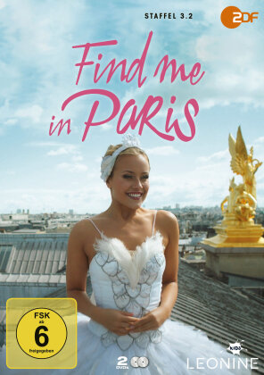 Find me in Paris - Staffel 3.2 (2 DVDs)