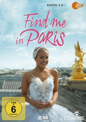 Find me in Paris - Staffel 3.2 (2 DVDs)