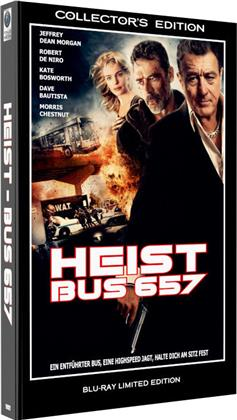 Heist - Bus 657 (2015) (Hartbox, Limited Collector's Edition)