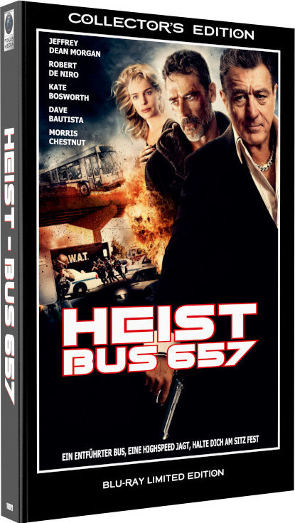 Heist - Bus 657 (2015) (Grosse Hartbox, Limited Collector's Edition)