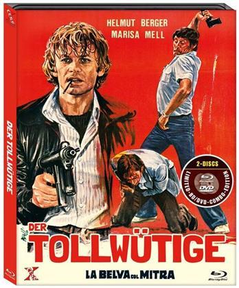 Der Tollwütige (1977) (Limited Edition, Uncut, Blu-ray + DVD)