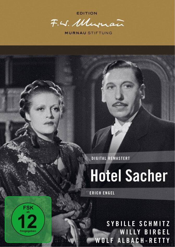 Hotel Sacher (1939) (F. W. Murnau Stiftung, s/w, Remastered)