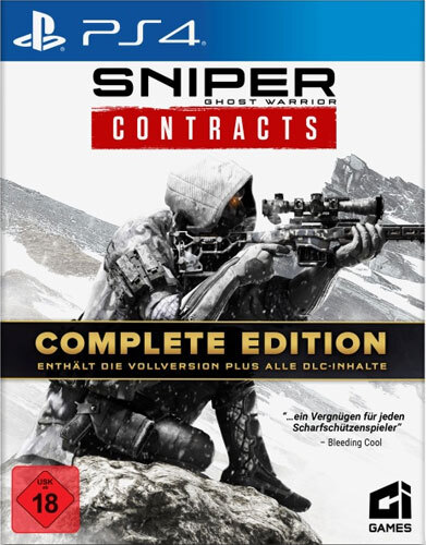 Sniper Ghost Warrior Contracts (German Complete Edition)