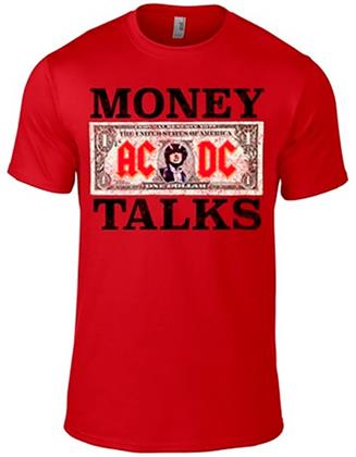 AC/DC - Money Talks (Red)