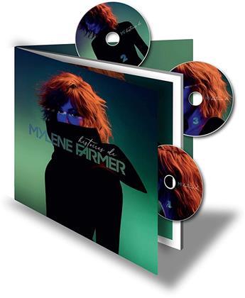 Mylène Farmer - Histoires de (Boxset, 3 CDs)