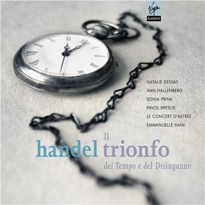 Natalie Dessay, Ann Hallenberg, Le Concert d'Astree, Emmanuelle Haim & Georg Friedrich Händel (1685-1759) - Il Trionfo del tempo (2 CDs)