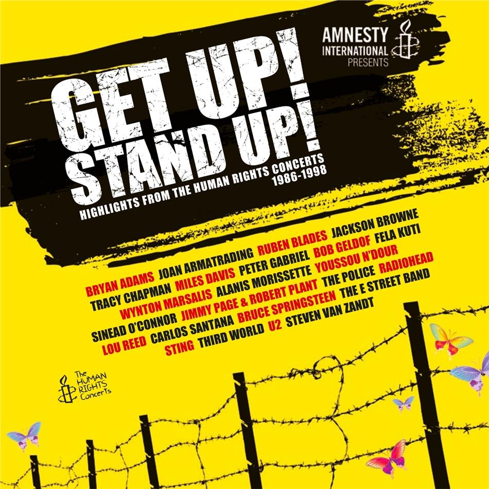 Get Up! Stand Up! (2 CD)