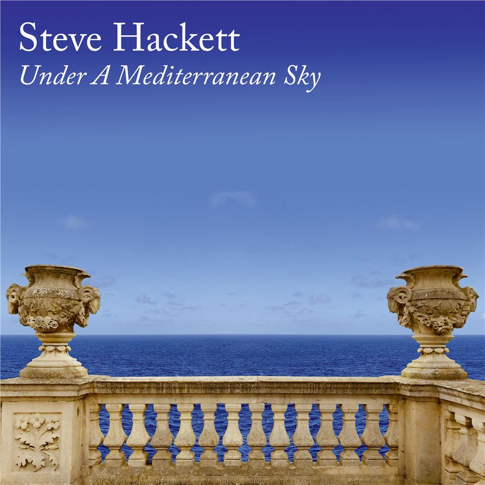Steve Hackett - Under A Mediterranean Sky (Gatefold, 2 LPs + CD)