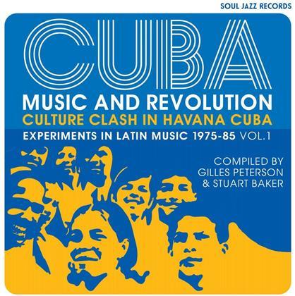 Cuba: Music And Revolution: Culture Clash In Havana (2 CDs)