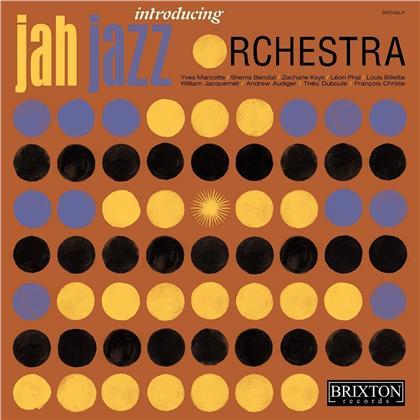Jah Jazz Orchestra - Introducing Jah Jazz Orchestra (LP)