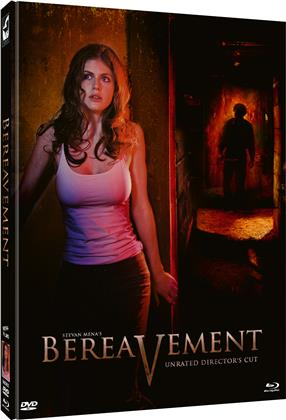 Bereavement (2011) (Cover A, Director's Cut, Limited Edition, Mediabook, Unrated, Blu-ray + DVD)