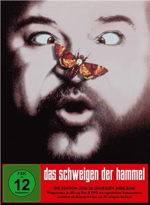 Das Schweigen der Hammel (1994) (Limited Edition, Mediabook, Blu-ray + DVD)
