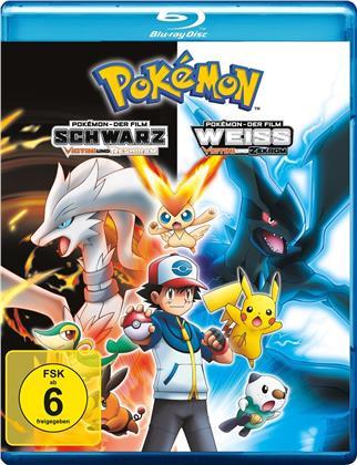 Pokémon - Der Film: Schwarz - Victini und Reshiram / Pokémon - Der Film: Weiss - Victini und Zekrom