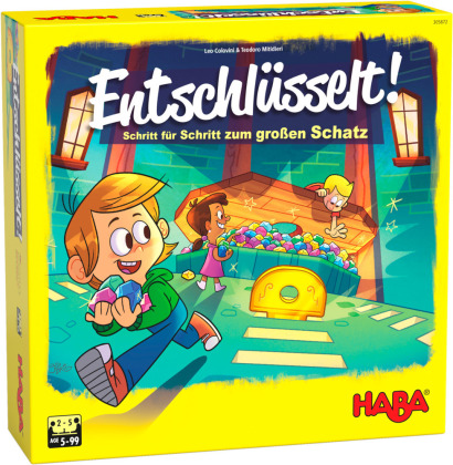 HABA Entschlüsselt (Kinderspiel)