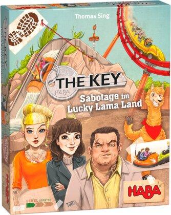 The Key – Sabotage im Lucky Lama Land