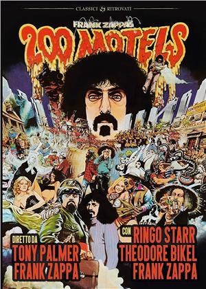 Frank Zappa - 200 Motels (1971) (Classici Ritrovati)
