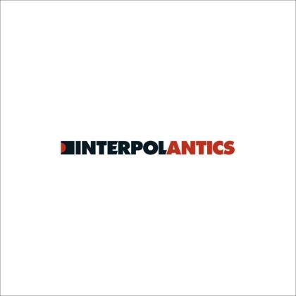 Interpol - Antics (Matador, 2021 Reissue, LP)