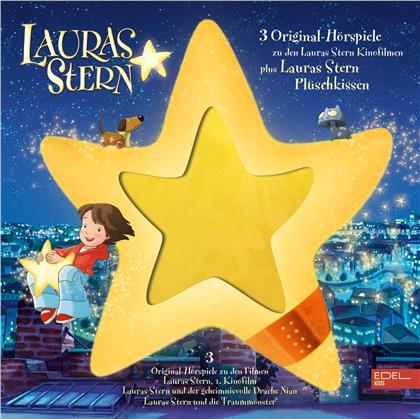 Lauras Stern - Hörspiel zum Kinofilm 2020 (2 CDs + DVD)