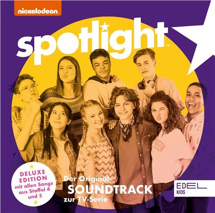 Spotlight - Berlin School of Arts Soundtrack (Deluxe Edition)