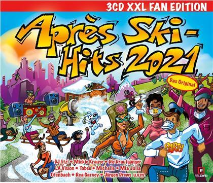 Apres Ski Hits 2021 (XXL Fan Edition, 3 CDs)