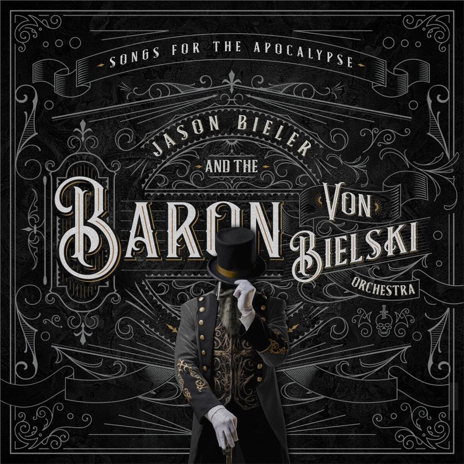 Jason Bieler (Talisman, Saigon Kick) & The Baron Von Bielski Orchestra - Songs For The Apocalypse (2 LPs)