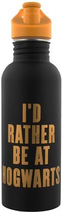 Harry Potter: I'd Rather Be At Hogwarts - Canteen Bottle