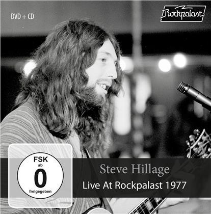 Steve Hillage - Live At Rockpalast 1977 (CD + DVD)