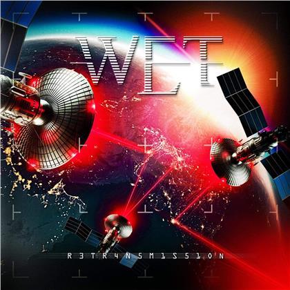 W.E.T. (Scott Soto/Martensson/Sall) - Retransmission