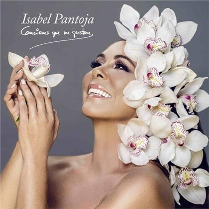 Isabel Pantoja - Canciones Que Me Gustan (CD + Buch)