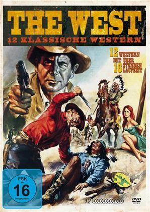 The West - 12 klassische Western (12 DVDs)
