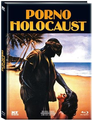 Porno Holocaust (1981) (Cover A, Limited Edition, Mediabook, Blu-ray + DVD)