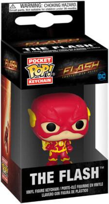 Funko Pop! Keychain: - The Flash- The Flash