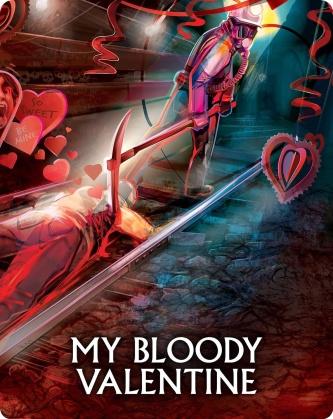 My Bloody Valentine (1981) (Limited Edition, Steelbook)