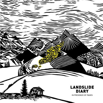 Landslide Diary - In Presence Of Paged (LP + CD)