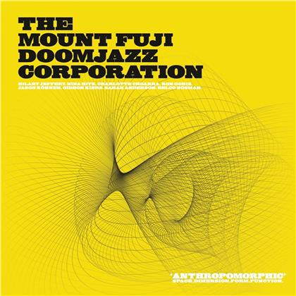 Mount Fuji Doom Jazz Corporation - Anthropomorphic (Limited Edition, Colored, 2 LPs)