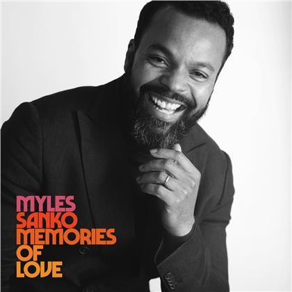 Myles Sanko - Memories Of Love (Deluxe Edition)
